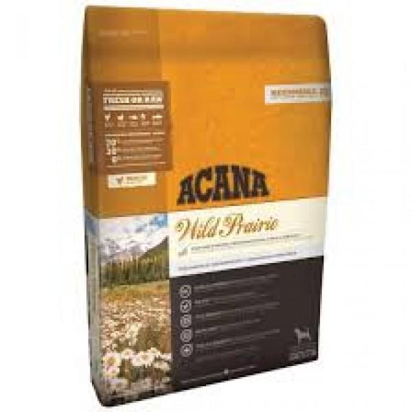 Acana Wild Prairie Adult All Breeds Chicken Храна за Израснали Кучета Всички Породи  Пилешко