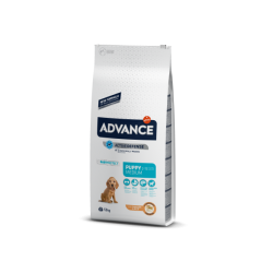 Advance Dog Baby Protect Medium Храна за Средни Породи Кучета