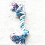 Dog Rope Toy Въжена Играчка от Памук за Кученца