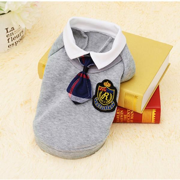 Dog Sweatshirt Soft Cotton Костюм за Малко Куче