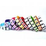 LED Light Collar Светещ Нашийник Ромбовидна Разцветка