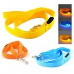 LED Light Collar Светещ Повод за Куче