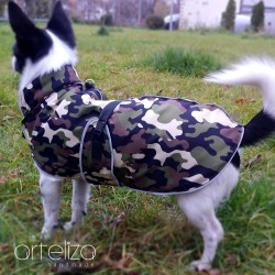 Dog Jacket Waterproof Яке Елек за Куче по ПОРЪЧКА