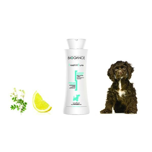 Biogance Fresh N Pure - Хидратиращ Шампоан за Кучета