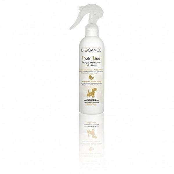 Biogance Nutri Liss Spray - Антистатичен Подхранващ Спрей за Кучета