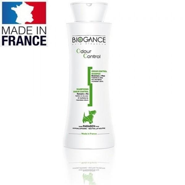 Biogance Odour Control Shampoo - Шампоан за Кучета Против Неприятни Миризми