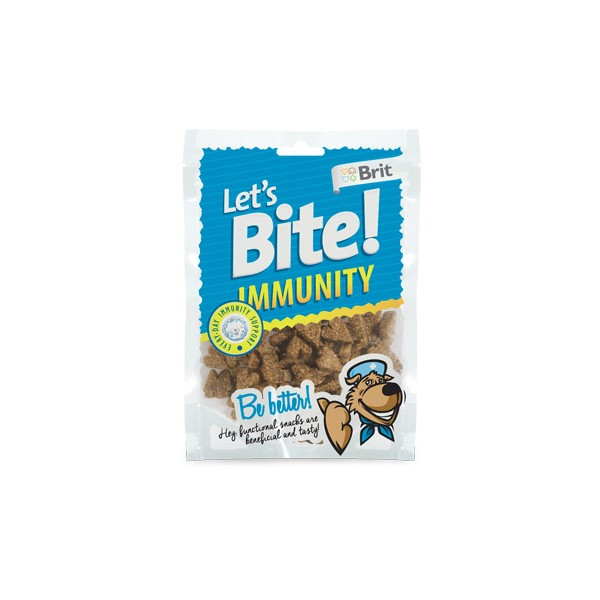 Brit Let's Bite Immunity - Силен имунитет