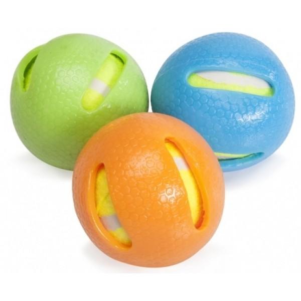 Играчка за Кучета Camon Dog Tennis Ball Tопка за Тенис