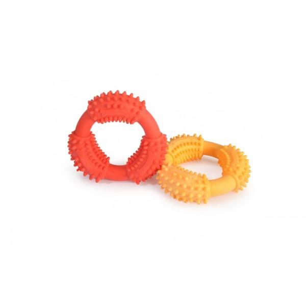 Играчка за кучета Camon Dog Toy Rings Пръстени с Шипове 10 см