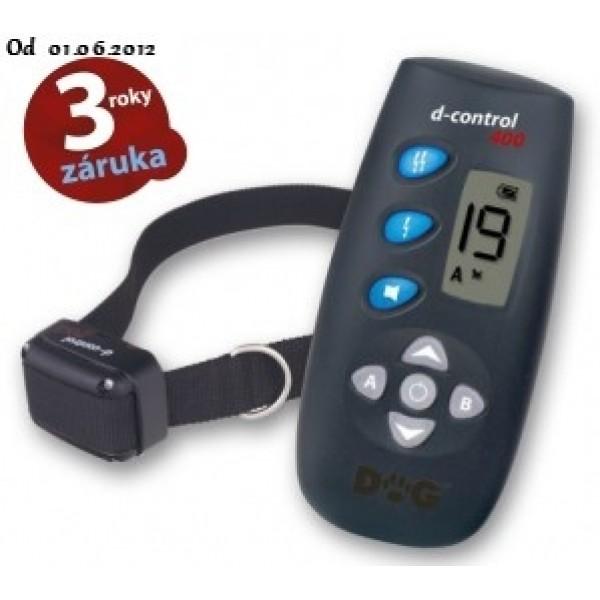 Dog Trace d control 400 - уред за електронно обучение на куче
