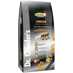 Dr. Clauder's Best Choice Super Premium Junior LB/Giant – Супер премиум суха храна за подрастващи кучета от големи/много големи породи