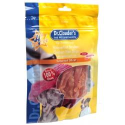 Dr. Clauder's Filet Strips chicken breast - меки ленти от пилешки гърди 80 гр/pre biotik/
