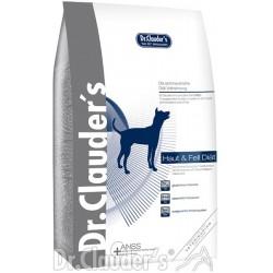 Dr. Clauder's Super Premium Fur and Skin Diet – Супер премиум терапевтична диетична суха храна за кучета за здрава кожа и блестяща козина
