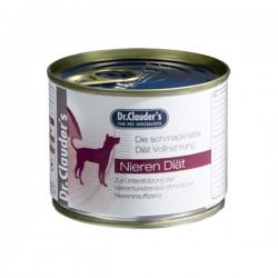 Dr. Clauder's Super Premium RSD Kidney Diet - терапевтична диетична храна за кучета с хронична бъбречна недостатъчност 400 гр