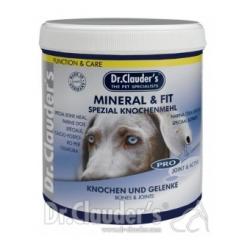 Хранителна добавка за кучета Mineral & Fit Dr. Clauder's Food supplement for bones - минерална добавка за кости