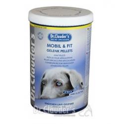 Хранителна добавка за кучета Mobil & Fit Dr. Clauder's Food supplement for joints - Gelenk Pellets - за стави