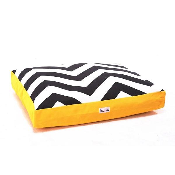 Fauna Wave Black Bed - Легло за Куче Фауна