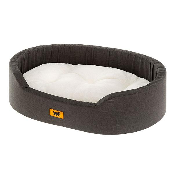 Ferplast Dandy Dog Bed Grey - Ферпласт Легло за Куче Сиво
