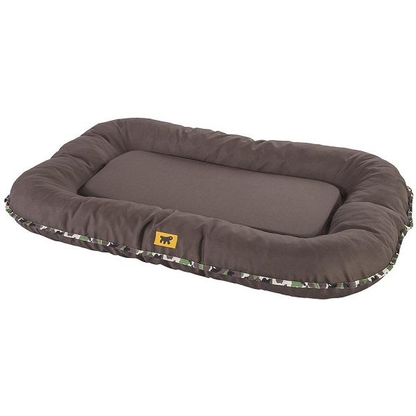 Ferplast Dog Bed Brown - Ферпласт Легло за Куче Кафяво