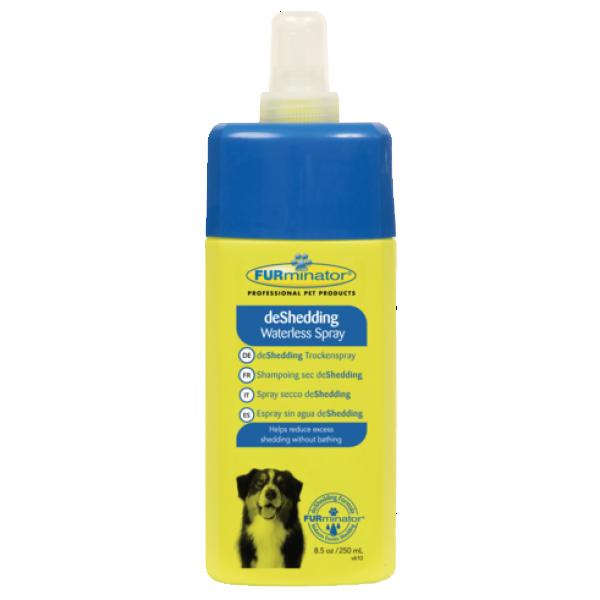 FURminator Dog Sprey de Shedding - Спрей за Куче за Лесно Почистване