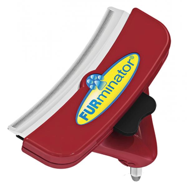 FURminator - фурминатор приставка за четка за големи породи кучета с дълга или къса козина