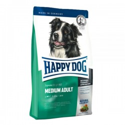 Happy Dog Adult Medium Хепи Дог Адълт Медиум за Възрастни над 1 год. от Средни Породи