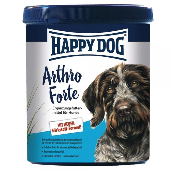 Happy Dog Arthro Forte Хепи Дог Артро Форте за Активни и Възрастни Кучета от Големи Породи