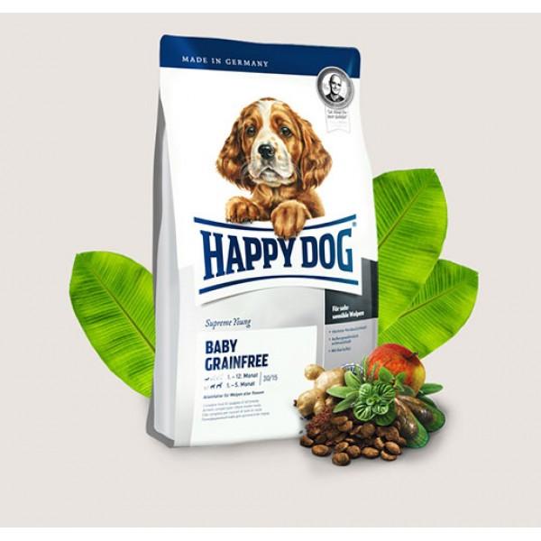 Happy Dog Baby Grainfree - Промоция 20% отстъпка за 1кг
