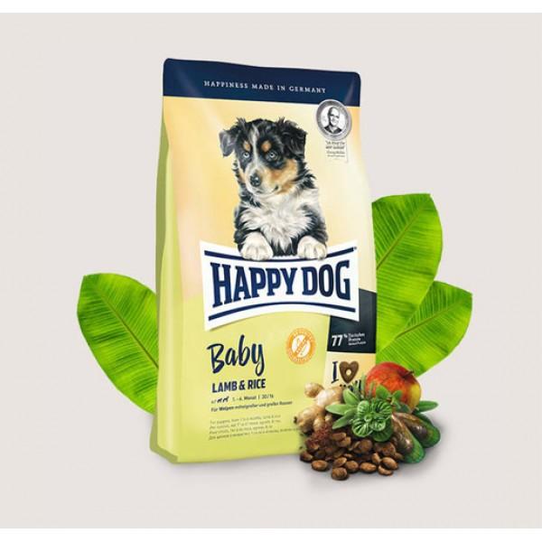 Happy Dog Baby Lamb & Rice Хепи Дог Бейби Агнешко с Ориз за Кученца Бебета