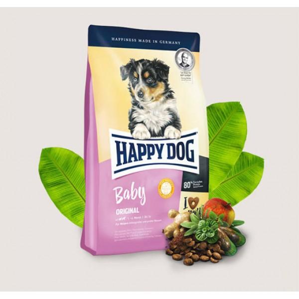 Happy Dog Baby Original Хепи Дог Бейби Оригинал за Кученца Бебета до 6 Месечна Възраст