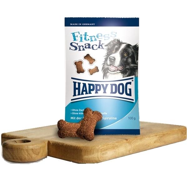 Happy Dog Fitness Snack Хепи Дог Фитнес Биксвитки за Активни Кучета