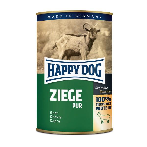 Happy Dog Goat Pur Хепи Дог Консерва с Козе Месо