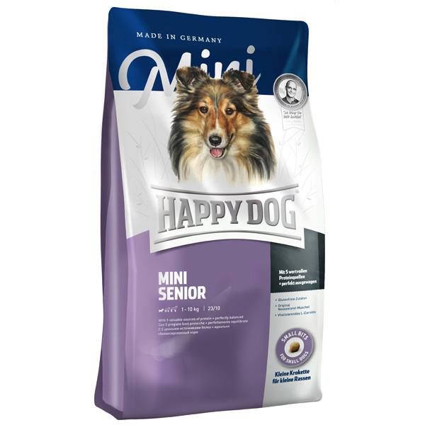 Happy Dog Mini Senior Хепи Дог Мини Старши за Възрастни Кучета