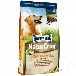 Happy Dog NaturCroq Adult Rind & Reis Хепи Дог Натур Крок за Възрастни над 1 год. с Говеждо и Ориз