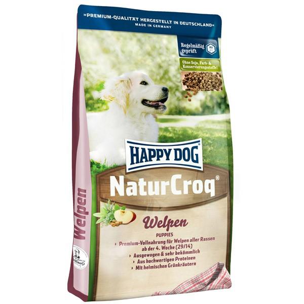 Happy Dog NaturCroq für Welpen - Хепи Дог Натур Крок Велпен за Кучета над 4-седмична възраст