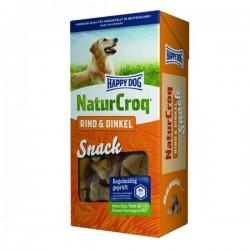 Happy Dog NaturCroq Rind & Dinkel Snack Хепи Дог Натур Крок Бисквитки с Говеждо и Лимец