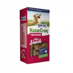Happy Dog NaturCroq Truthahn Mini Snack Хепи Дог Натур Крок Мини Бисквитки с Пуешко Месо 350гр.