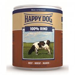 Happy Dog Rind Pur Хепи Дог Консерва с Говеждо Месо