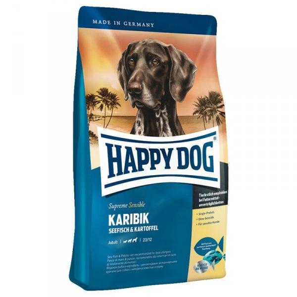 Happy Dog Supreme Karibik Хепи Дог Супер Премиум Карибик за Чувствителни Кучета
