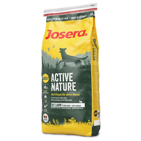 Josera Active Nature Активни Възрастни Кучета над 1 год. 15  кг.
