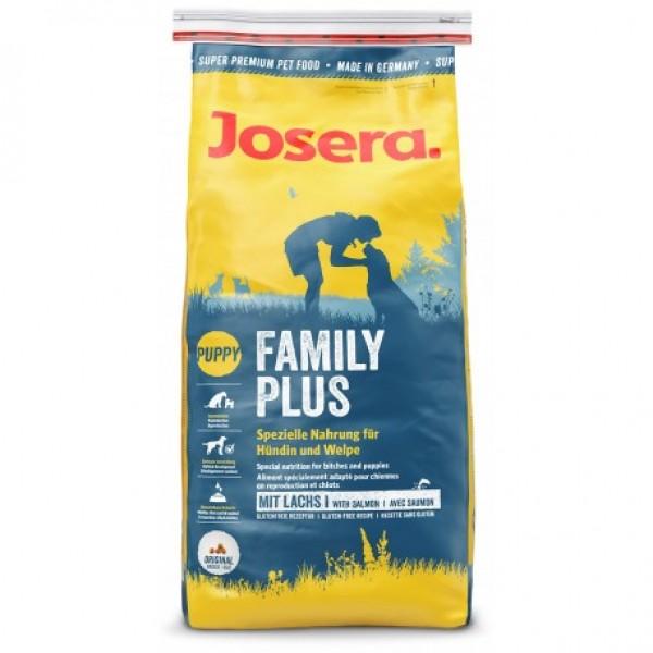 Josera Family Plus Бременни, Кърмещи, Кученца 15 кг.