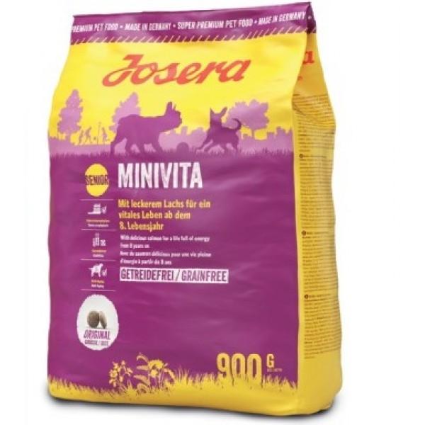 Josera Mini Vita Храна за Куче със Сьомга