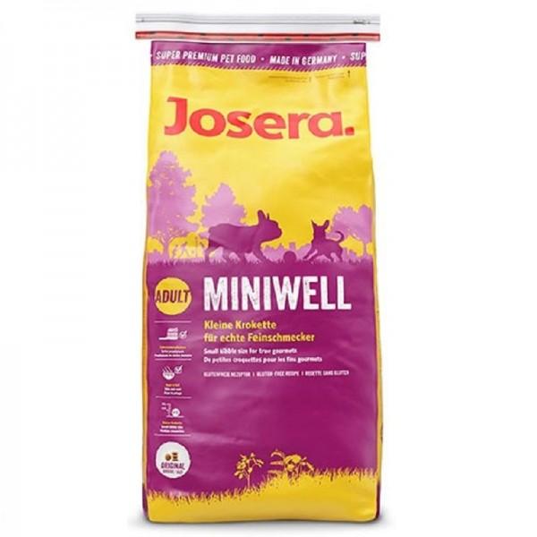 Josera Miniwell Дребни Породи Възрастни Kучета над 1 год.