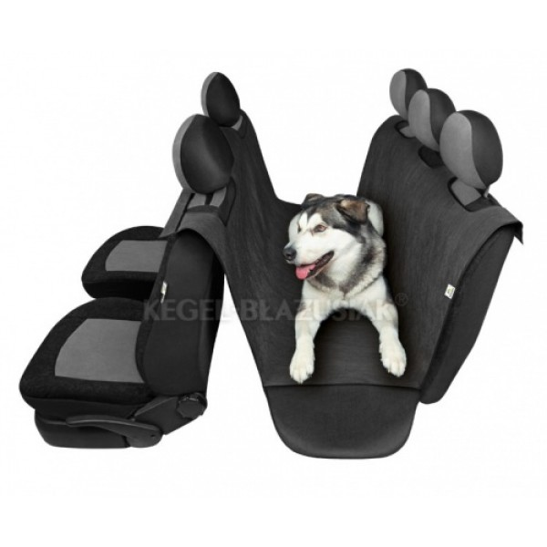 Car Cover Dog Bed Kegel Maks - покривало за задна седалка
