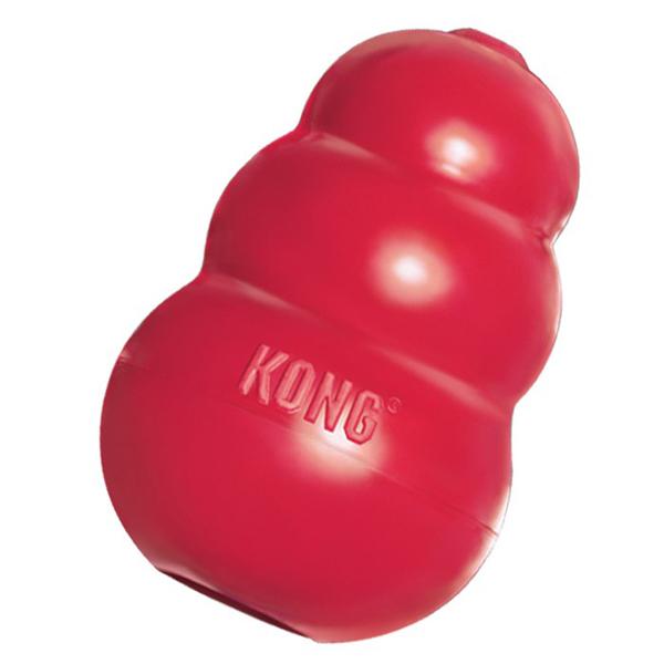 KONG Classic - Каучукова играчка за кучета