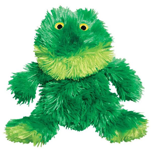 KONG Plush Teddy Frog - Плюшена Играчка жаба