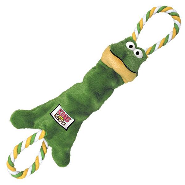 KONG Tugger Knots - кучешка играчка