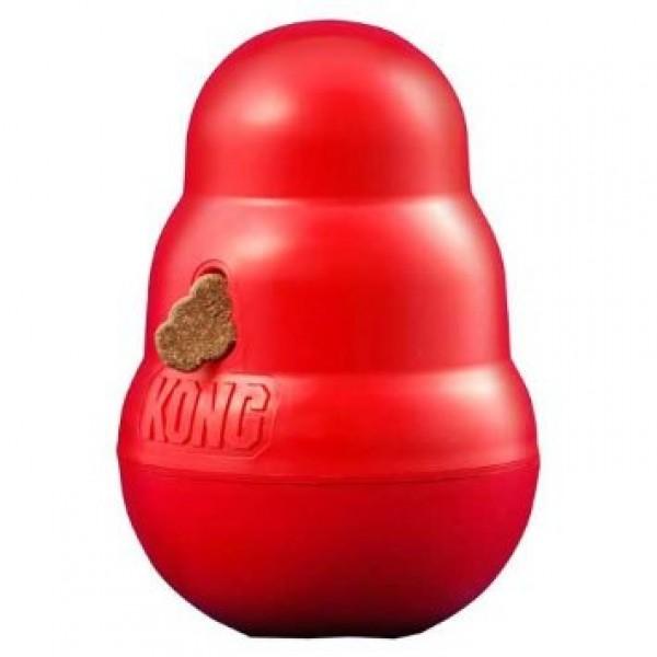 KONG Wobbler Занимателна Играчка за Лакомства