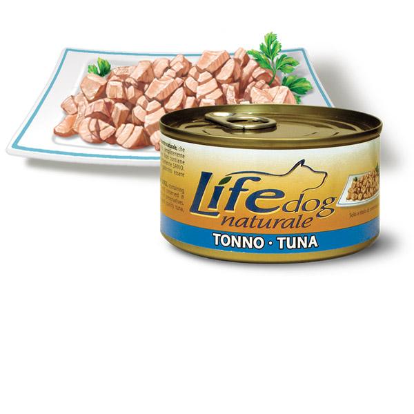 Life Natural Lifedog Chicken with Tuna - с пилешко месо и риба тон 170 грама