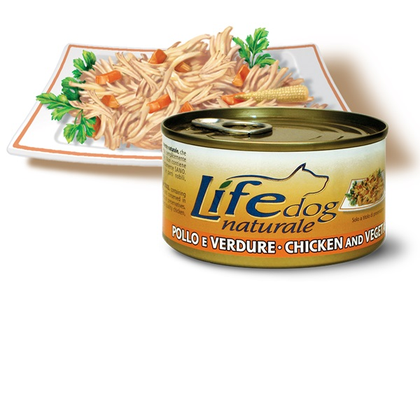 Life Natural Lifedog Fillets Beef and Chicken - с пилешки и телешки филенца